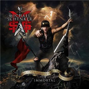 Album MICHAEL SCHENKER GROUP (MSG) Immortal (2021)