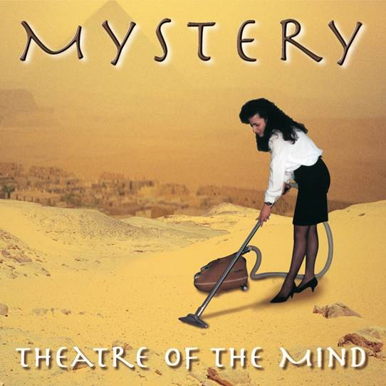 Album MYSTERY Theatre Of The Mind (remastered) (2018)