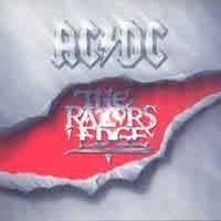 Album AC/DC The Razors Edge (1990)