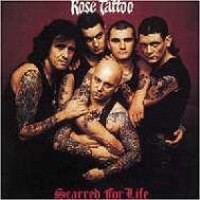Album ROSE TATTOO Scarred For Life (1982)