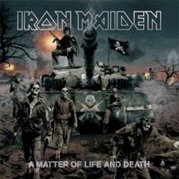 Album IRON MAIDEN A Matter Of Life And Death (2006)