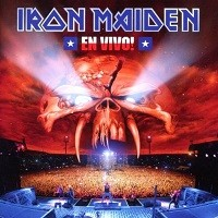 Album IRON MAIDEN En Vivo! (2012)