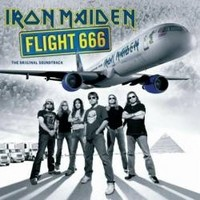 Album IRON MAIDEN Flight 666 (2009)