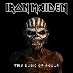 Album IRON MAIDEN The Book Of Souls (2015)