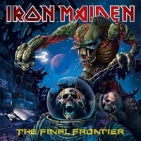 Album IRON MAIDEN The Final Frontier (2010)