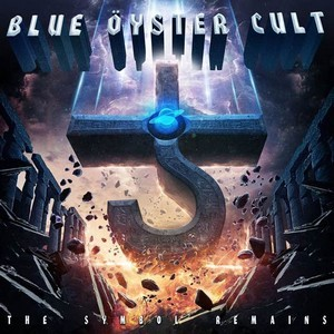 Album BLUE OYSTER CULT THE SYMBOL REMAINS