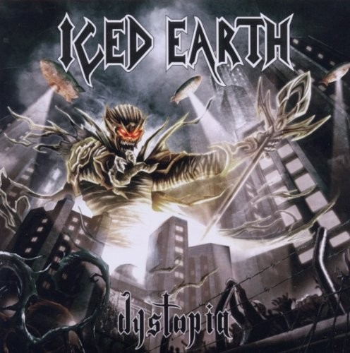 Album ICED EARTH Dystopia (2011)