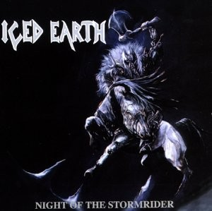 Album ICED EARTH Night Of The Stormrider (1991)