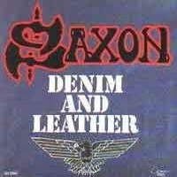 SAXON_Denim-And-Leather