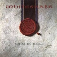 Album WHITESNAKE Slip Of The Tongue (1989)