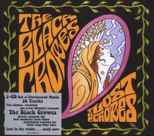 Album THE BLACK CROWES The Lost Crowes (2006)