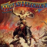 Album MOLLY HATCHET Beatin' The Odds (1980)