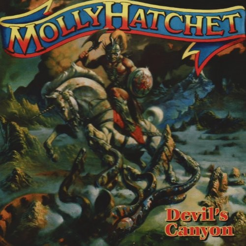 Album MOLLY HATCHET Devil's Canyon (1996)