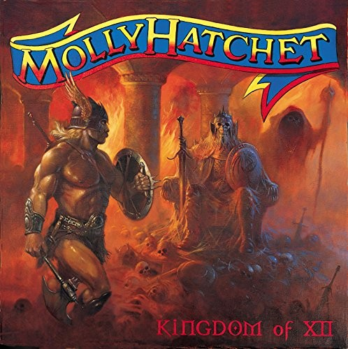 Album MOLLY HATCHET Kingdom Of Xii (2000)