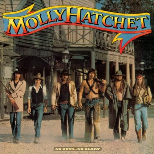 Album MOLLY HATCHET No Guts... No Glory (1983)