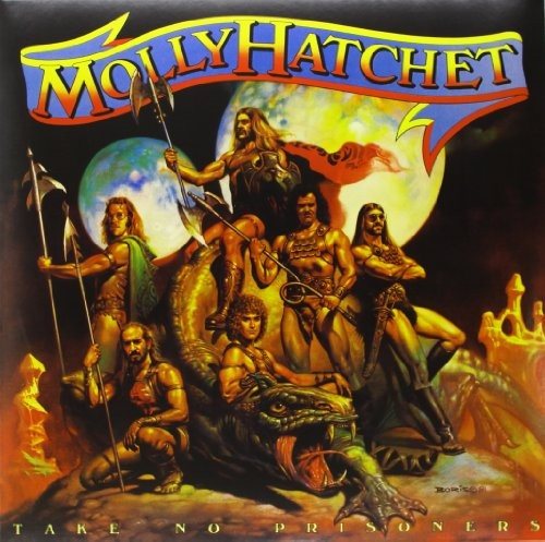 Album MOLLY HATCHET Take No Prisoners (1981)