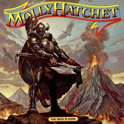 Album MOLLY HATCHET The Deed Is Done (1984)