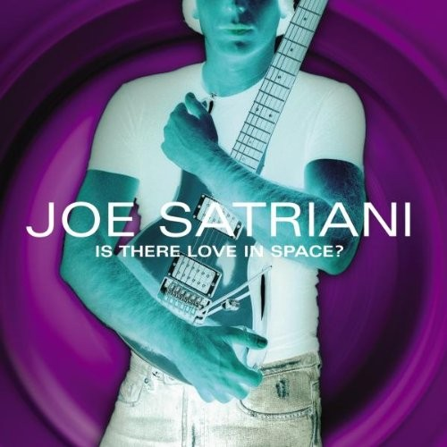 Album JOE SATRIANI Is There Love In Space? (2004)