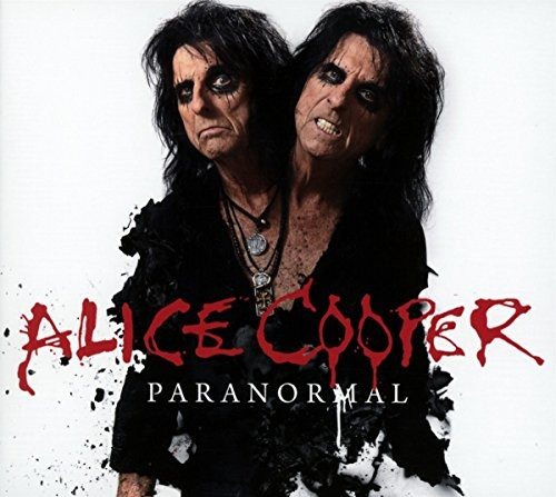 Album ALICE COOPER Paranormal (2017)
