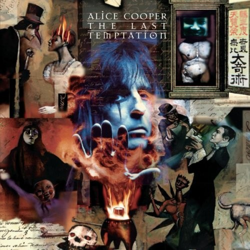 Album ALICE COOPER The Last Temptation (1994)