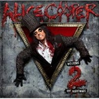 Album ALICE COOPER Welcome 2 My Nightmare (2011)