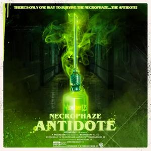 Album WEDNESDAY 13 Necrophaze - Antidote (2021)