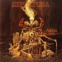 Album SEPULTURA Arise (1991)