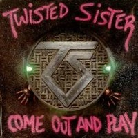 Album TWISTED SISTER Come Out And Play (1985)