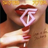 Album TWISTED SISTER Love Is For Suckers (1987)
