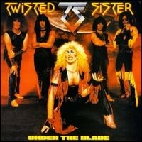 Album TWISTED SISTER Under The Blade (1982)