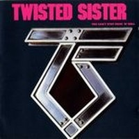 Album TWISTED SISTER You Can't Stop Rock'n'Roll (1983)