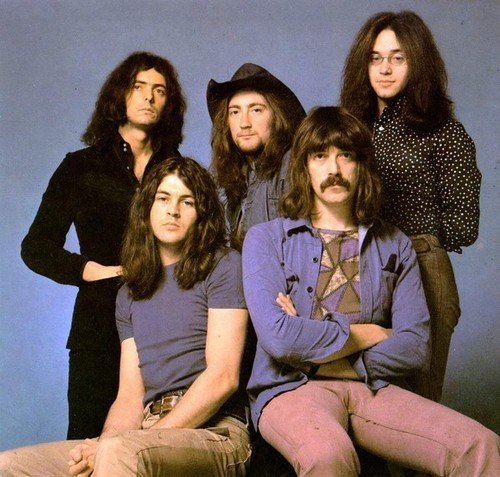 Photo/picture of the band/Artist DEEP PURPLE