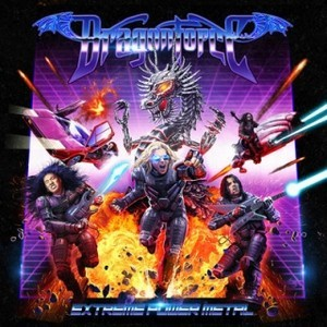 Album DRAGONFORCE Extreme Power Metal (2019)