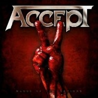 Album ACCEPT Blood Of The Nations (2010)