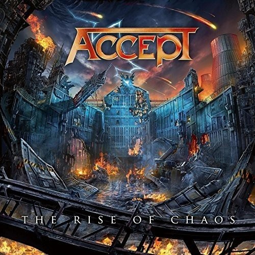 Album ACCEPT The Rise Of Chaos (2017)