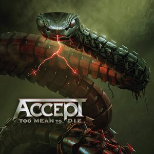 Album ACCEPT Too Mean To Die (2021)