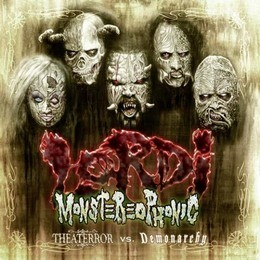 Album LORDI Monstereophonic: Theaterror Vs. Demonarchy (2016)
