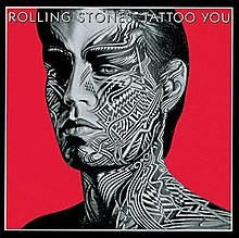 Album THE ROLLING STONES Tattoo You (1981)