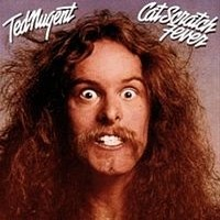 Album TED NUGENT Cat Scratch Fever (1977)