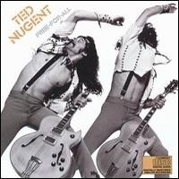 Album TED NUGENT Free-For-All (1976)