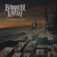 Album BARREN EARTH A Complex Of Cages (2018)