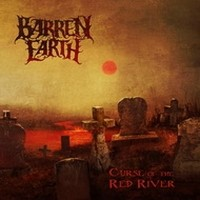 Album BARREN EARTH Curse Of The Red River (2010)
