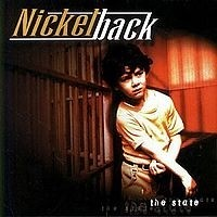 Album NICKELBACK The State (2000)
