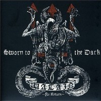 Album WATAIN Sworn To The Dark (2007)