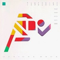 Album TANGERINE DREAM Optical Race (1988)