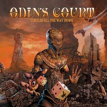 Album ODIN'S COURT Turtles All The Way Down (2015)