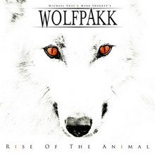 Album WOLFPAKK Rise Of The Animal (2015)