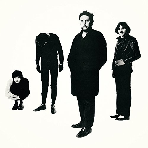Album THE STRANGLERS Black And White (1978)