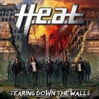 Album H.E.A.T. Tearing Down The Walls (2014)