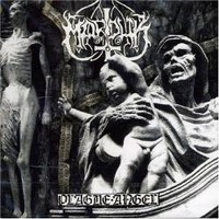 Album MARDUK Plague Angel (2004)